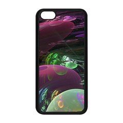 Creation Of The Rainbow Galaxy, Abstract Apple Iphone 5c Seamless Case (black) by DianeClancy