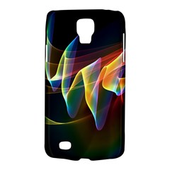 Northern Lights, Abstract Rainbow Aurora Samsung Galaxy S4 Active (i9295) Hardshell Case by DianeClancy