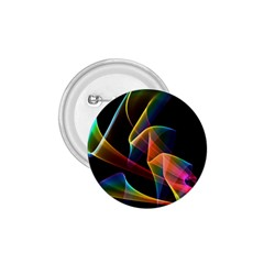 Crystal Rainbow, Abstract Winds Of Love  1 75  Button by DianeClancy