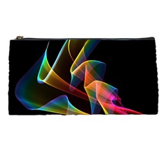 Crystal Rainbow, Abstract Winds Of Love  Pencil Case by DianeClancy