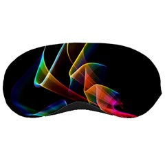 Crystal Rainbow, Abstract Winds Of Love  Sleeping Mask by DianeClancy