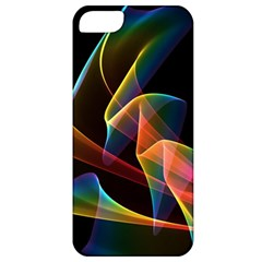 Crystal Rainbow, Abstract Winds Of Love  Apple Iphone 5 Classic Hardshell Case by DianeClancy