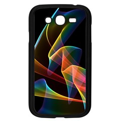 Crystal Rainbow, Abstract Winds Of Love  Samsung Galaxy Grand Duos I9082 Case (black) by DianeClancy