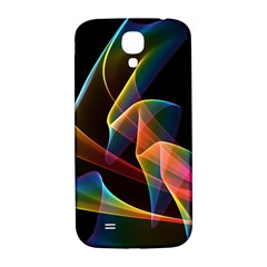 Crystal Rainbow, Abstract Winds Of Love  Samsung Galaxy S4 I9500/i9505  Hardshell Back Case by DianeClancy