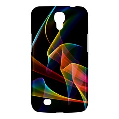 Crystal Rainbow, Abstract Winds Of Love  Samsung Galaxy Mega 6 3  I9200 Hardshell Case by DianeClancy