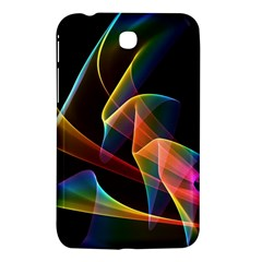 Crystal Rainbow, Abstract Winds Of Love  Samsung Galaxy Tab 3 (7 ) P3200 Hardshell Case  by DianeClancy
