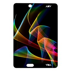 Crystal Rainbow, Abstract Winds Of Love  Kindle Fire Hd 7  (2nd Gen) Hardshell Case by DianeClancy