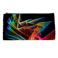 Dancing Northern Lights, Abstract Summer Sky  Pencil Case by DianeClancy