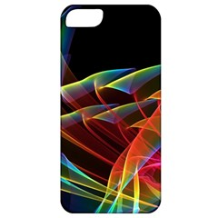 Dancing Northern Lights, Abstract Summer Sky  Apple Iphone 5 Classic Hardshell Case by DianeClancy