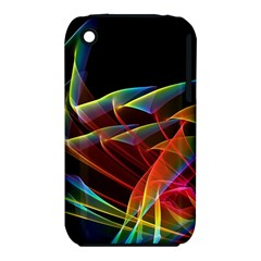 Dancing Northern Lights, Abstract Summer Sky  Apple Iphone 3g/3gs Hardshell Case (pc+silicone) by DianeClancy