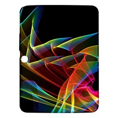 Dancing Northern Lights, Abstract Summer Sky  Samsung Galaxy Tab 3 (10 1 ) P5200 Hardshell Case  by DianeClancy