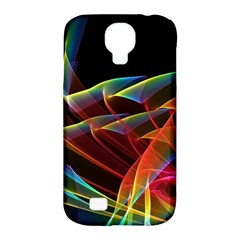 Dancing Northern Lights, Abstract Summer Sky  Samsung Galaxy S4 Classic Hardshell Case (pc+silicone) by DianeClancy