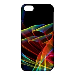 Dancing Northern Lights, Abstract Summer Sky  Apple Iphone 5c Hardshell Case by DianeClancy