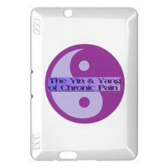Yin & Yang Of Chronic Pain Kindle Fire Hdx 7  Hardshell Case