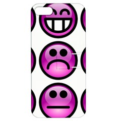 Chronic Pain Emoticons Apple Iphone 5 Hardshell Case With Stand by FunWithFibro