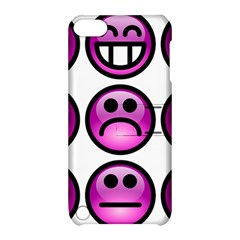 Chronic Pain Emoticons Apple iPod Touch 5 Hardshell Case with Stand