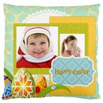 easter - Large Cushion Case (Two Sides)