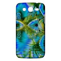 Mystical Spring, Abstract Crystal Renewal Samsung Galaxy Mega 5 8 I9152 Hardshell Case  by DianeClancy