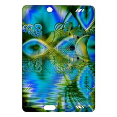 Mystical Spring, Abstract Crystal Renewal Kindle Fire Hd 7  (2nd Gen) Hardshell Case by DianeClancy