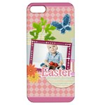 easter - Apple iPhone 5 Hardshell Case with Stand