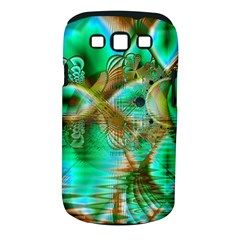 Spring Leaves, Abstract Crystal Flower Garden Samsung Galaxy S Iii Classic Hardshell Case (pc+silicone) by DianeClancy