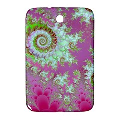 Raspberry Lime Surprise, Abstract Sea Garden  Samsung Galaxy Note 8 0 N5100 Hardshell Case  by DianeClancy