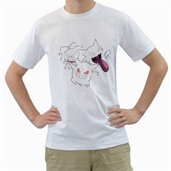 Poke Ghouls Men s T Shirt (white)