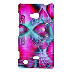 Ruby Red Crystal Palace, Abstract Jewels Nokia Lumia 720 Hardshell Case by DianeClancy