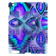 Peacock Crystal Palace Of Dreams, Abstract Apple Ipad 3/4 Hardshell Case by DianeClancy