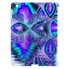 Peacock Crystal Palace Of Dreams, Abstract Apple Ipad 3/4 Hardshell Case (compatible With Smart Cover) by DianeClancy