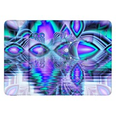 Peacock Crystal Palace Of Dreams, Abstract Samsung Galaxy Tab 8 9  P7300 Flip Case by DianeClancy