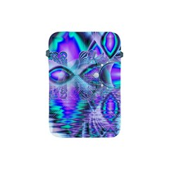 Peacock Crystal Palace Of Dreams, Abstract Apple Ipad Mini Protective Sleeve by DianeClancy