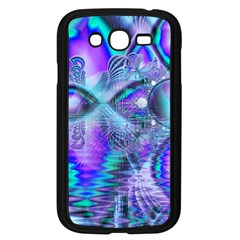 Peacock Crystal Palace Of Dreams, Abstract Samsung Galaxy Grand Duos I9082 Case (black) by DianeClancy