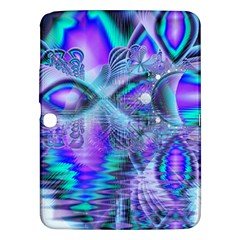 Peacock Crystal Palace Of Dreams, Abstract Samsung Galaxy Tab 3 (10 1 ) P5200 Hardshell Case  by DianeClancy