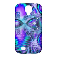 Peacock Crystal Palace Of Dreams, Abstract Samsung Galaxy S4 Classic Hardshell Case (PC+Silicone)