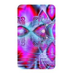 Crystal Northern Lights Palace, Abstract Ice  Memory Card Reader (rectangular) by DianeClancy