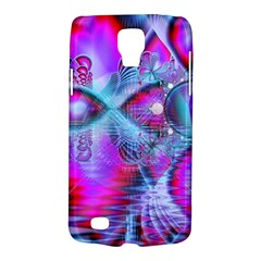Crystal Northern Lights Palace, Abstract Ice  Samsung Galaxy S4 Active (i9295) Hardshell Case by DianeClancy
