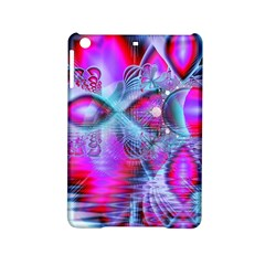 Crystal Northern Lights Palace, Abstract Ice  Apple iPad Mini 2 Hardshell Case by DianeClancy