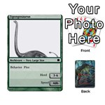 Mesozoic Hunter Cards - Playing Cards 54 Designs