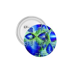 Irish Dream Under Abstract Cobalt Blue Skies 1 75  Button by DianeClancy