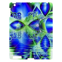 Irish Dream Under Abstract Cobalt Blue Skies Apple Ipad 3/4 Hardshell Case by DianeClancy