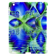 Irish Dream Under Abstract Cobalt Blue Skies Apple Ipad 3/4 Hardshell Case (compatible With Smart Cover)