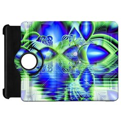 Irish Dream Under Abstract Cobalt Blue Skies Kindle Fire Hd 7  (1st Gen) Flip 360 Case by DianeClancy