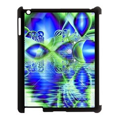 Irish Dream Under Abstract Cobalt Blue Skies Apple Ipad 3/4 Case (black) by DianeClancy
