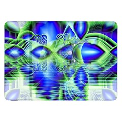 Irish Dream Under Abstract Cobalt Blue Skies Samsung Galaxy Tab 8 9  P7300 Flip Case by DianeClancy