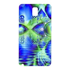 Irish Dream Under Abstract Cobalt Blue Skies Samsung Galaxy Note 3 N9005 Hardshell Back Case by DianeClancy