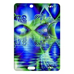 Irish Dream Under Abstract Cobalt Blue Skies Kindle Fire Hd 7  (2nd Gen) Hardshell Case by DianeClancy