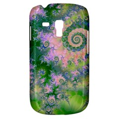 Rose Apple Green Dreams, Abstract Water Garden Samsung Galaxy S3 Mini I8190 Hardshell Case by DianeClancy