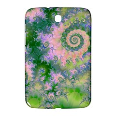 Rose Apple Green Dreams, Abstract Water Garden Samsung Galaxy Note 8 0 N5100 Hardshell Case  by DianeClancy