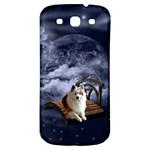Petra-008 - Samsung Galaxy S3 S III Classic Hardshell Back Case